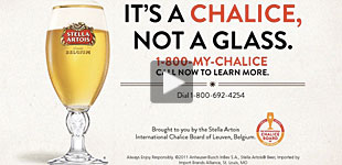 Stella Artois Voice Over